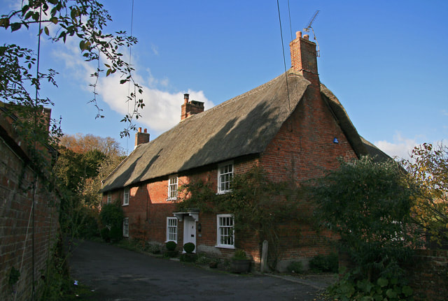 Grade II Listed Church Cottage is now two dwellings