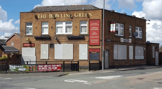 The pub closed in 2015