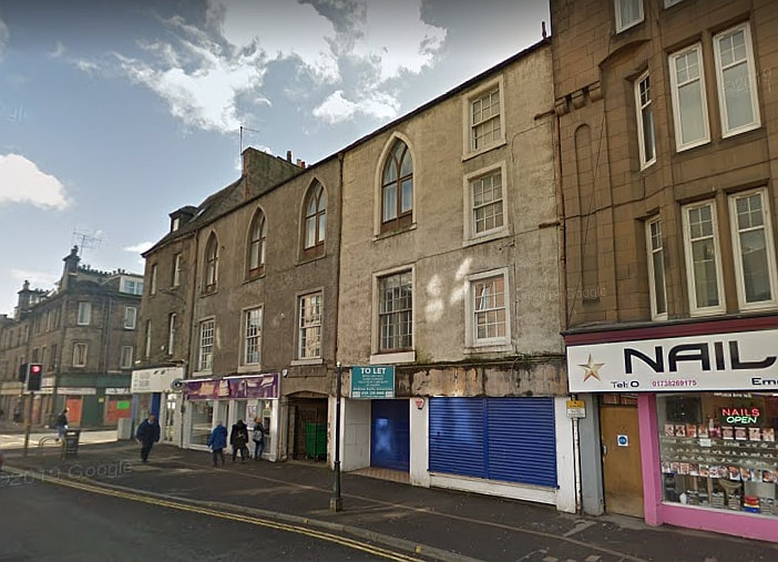 The building was formerly a Wesleyan Methodist Chapel  (Credit: Google)