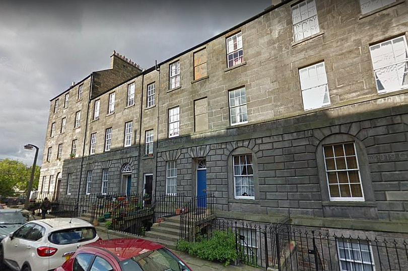 There are many historic tenement flats on Keir Street in Edinburgh. (Image: Google)