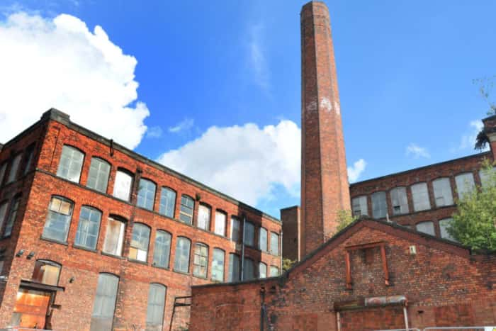 Mill Annex Two is the source of most of the problems with anti-social behaviour and trespassing
