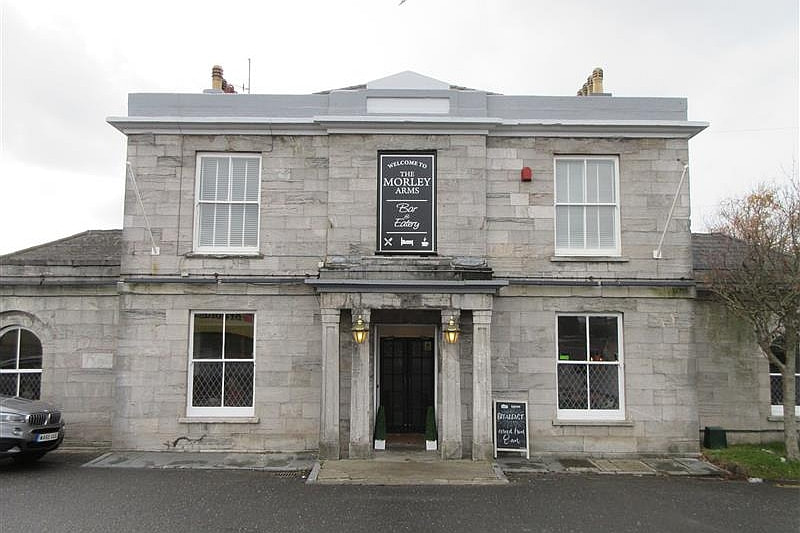 The Moreley Arms dates back to 1824