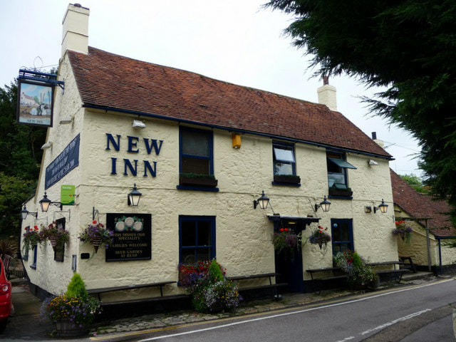 Grade II listed New Inn