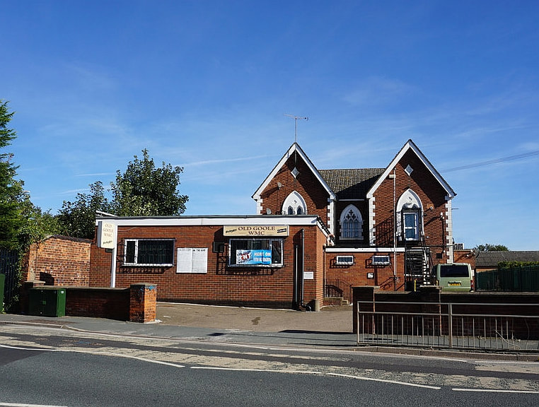 Old Goole Working Men's Club (formerly Empson Villa)