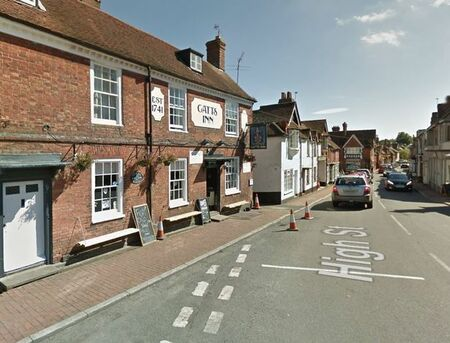 Catts Inn in High Street, Rotherfield (Image: Google Maps)