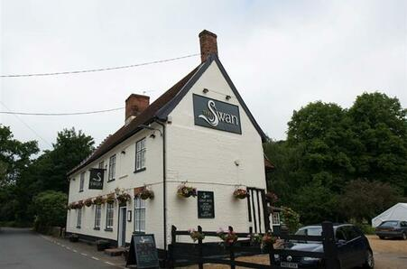 The Swan in Hoxne