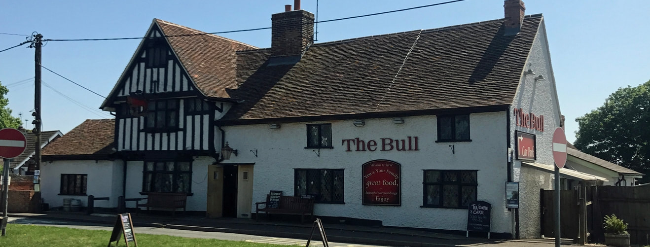 The Bull dates back to the 16th century