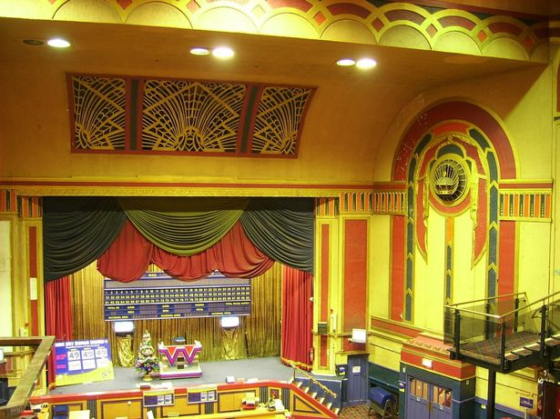 The Royalty Cinema while used as a bingo hall. (Image: Neil Elkes)