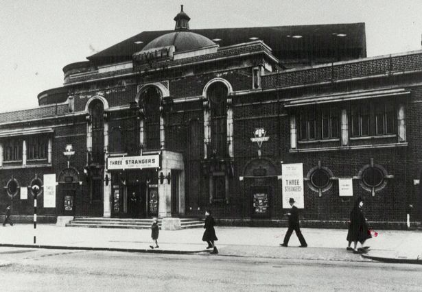 The Royalty Cinema in 1941